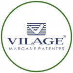 Vilages Marcas e Patentes Logo Colorido