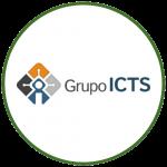 Grupo ICTS Logo Colorido