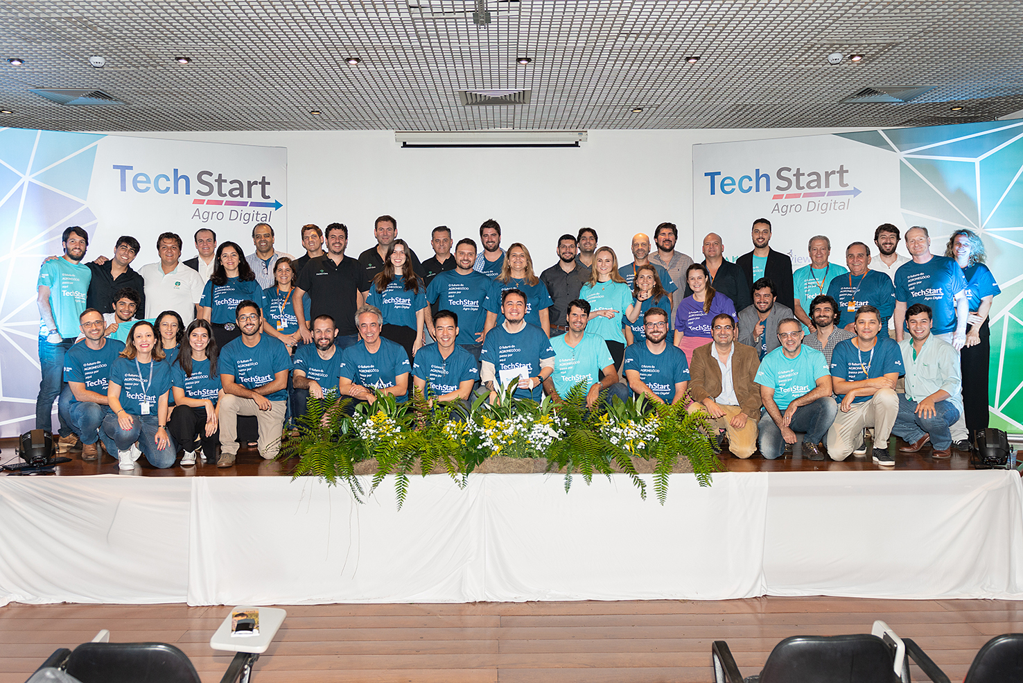 Como foi o primeiro ciclo de aceleração do Programa TechSart Agro Digital