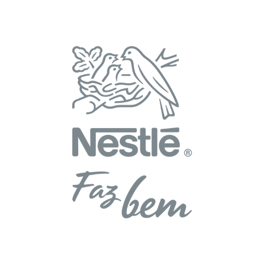 Nestlé - Patrocinador - Logo Colorido - Redondo