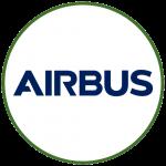 AIRBUS - Parceiro - Logo Colorido - Redondo